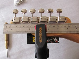 Installing tuners