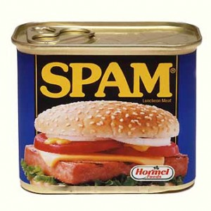 SPAM!
