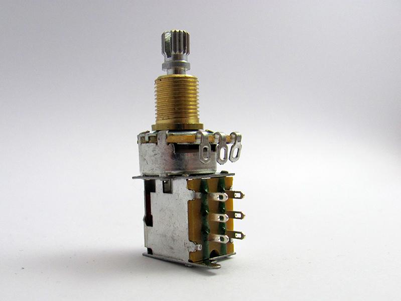 Push / Push pot La ita mod | axecaster.co.uk Ibanez Art Wiring Diagram on