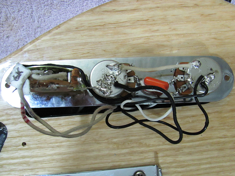 """oil city """"diesel tap"""" tele pickup review axecaster co uk the"""