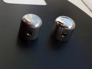 Gotoh VK1-19 knobs