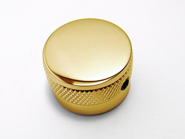 Gold plain top Gretsch knobs