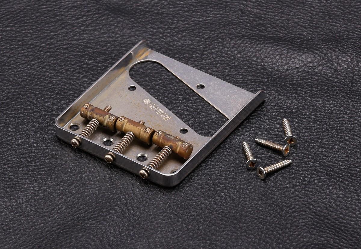 Gotoh BS-TC1-AC relic Telecaster bridge - official photo
